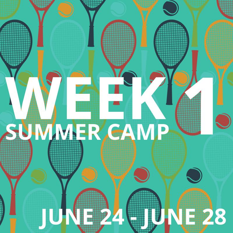 Week 1: June 24-28