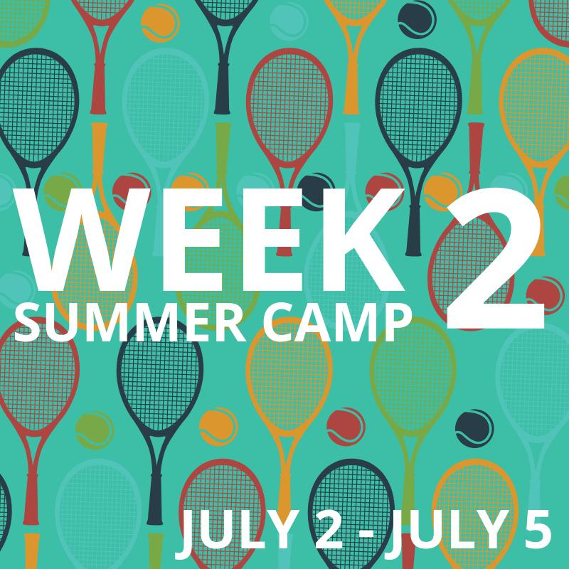 Week 2: July 2-5
